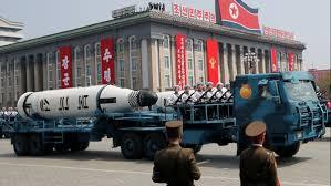 menace nucleaire coree
